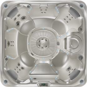 THE PULSE® 7 PERSON HOT TUB