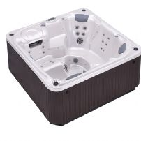 THE FLAIR® 6 PERSON HOT TUB